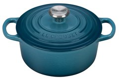 2qt. Signature Round Dutch Oven - Marine