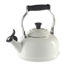 1.7qt. Whistling Kettle - White