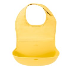 OXO TOT ROLL-UP BIB - YELLOW