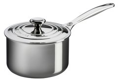 2qt. Stainless Steel Saucepan w/ Lid