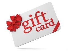 NTJC Gift Card $10-$1000
