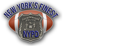 NYPD Finest Football | Site By SecretEinstein.com