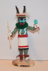 New - Kachina Doll Antelope - 8 Inch Tall Kachina Doll