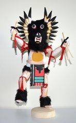 Kachina Doll - 13 Inch Tall Owl - Now 60% OFF