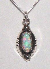 Opal Jewelry Star Design