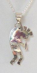 Sterling Silver Kokopelli Jewelry