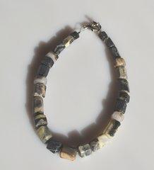 African Jasper - Cut Stone - Bracelet