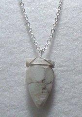 Howlite Arrowhead Jewelry