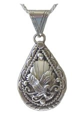 Sterling Silver Eagle Jewelry 40% OFF
