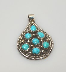 Turquoise Jewelry In Sterling Silver - 33% OFF