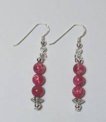 Rose Jade Earrings | Made in America 33% OFF
