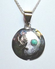 Eagle Jewelry with Turquoise Stone 35% OFF