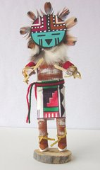 Kachina Doll - 11 Inch Sunface - NOW 60% OFF