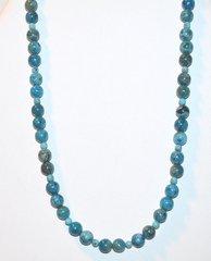 Blue Crazy Lace Agate Necklace 30% OFF
