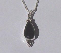 Onyx Raindrop Jewelry