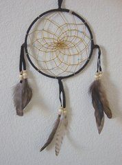 6 Inch Assorted Dream Catchers - Wholesale 50 QTY