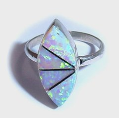 Opal Inlay Ring 40% OFF