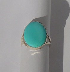 Turquoise Ring Size 6 - 30% OFF