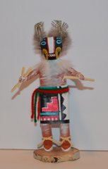 Kachina Doll - 7 Inch Badger - NOW 50% OFF