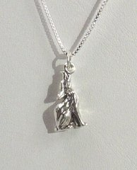 Sterling Silver Coyote - 50% OFF