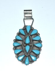 Turquoise Jewelry leaf Design 25% OFF