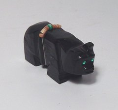 Black Bear with Shell