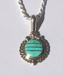 Turquoise Inlay Jewelry - 50% OFF