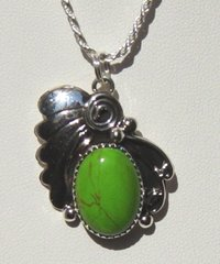 Green Turquoise Jewelry made in America - 60% OFF