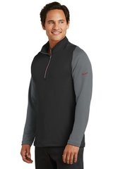 Merlin Auto Group Nike Dri-FIT Stretch 1/2-Zip Cover-Up