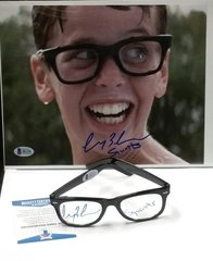 Squints Combo Special! - Autographed 8x10 and Autographed Glasses w/ Beckett C.O.A.