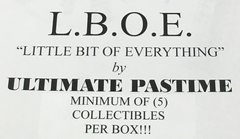 "L.B.O.E. - ""The Original"" - SHIPPED - 5 Premium Collectibles - Sports / Entertainment and More!"