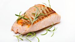 Grilled Salmon (Serves 10)