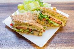 Grilled Chicken Sandwich/Wrap