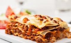 Lasagna Bolognaise (Serves 10)