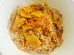 Sun-dried Tomato Rigatoni (Serves 10)