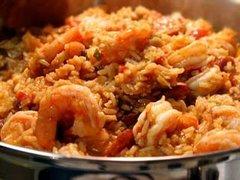 Creole Jambalaya (Serves 10)