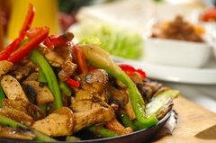 Chicken Fajitas (Serves 10)