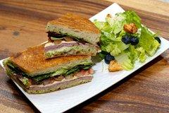 Pastrami & Cheese Sandwich/Wrap