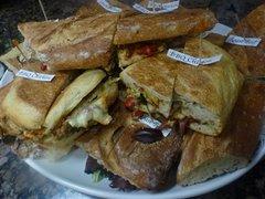 Assorted Sandwich Platter (Serves 10)
