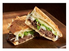 Steak Et Fromage Sandwich/Wrap