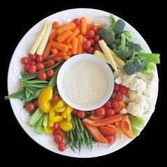 Vegetable Platter (Serves 10)