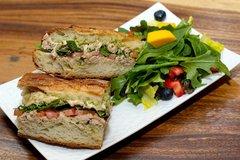 Tuna Melt Sandwich/Wrap