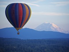 Seattle (Flights depart from Snohomish, WA)