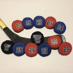 Hockey Sack  # 20,21,22,23,24,25,26,27,28,29