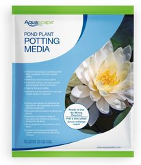 Pond Plant Potting Media - 432 Cubic Inches