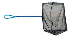"Mini Pond Net with 12"" Twisted Handle 10"" x 7"""