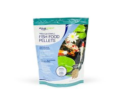Premium Staple Fish Food Mixed Pellets - 1 Kg