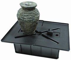 Mini Stacked Slate Urn Fountain Kit 58060
