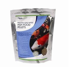 Premium Staple Fish Food Pellets - 20 Kg Bag
