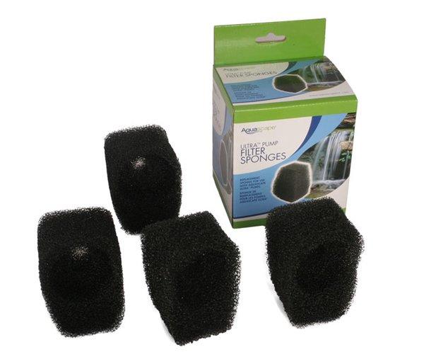 Ultra pump 800 g3 filter sponge pond supplies water for Fish pond filter sponges